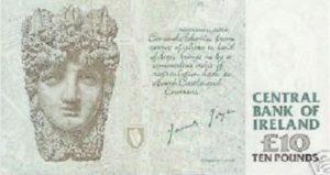 10ポンド紙幣