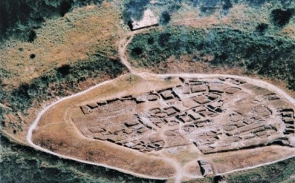 スペイン北西部 ガリシア地方のヴィラドンガ遺跡